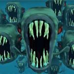 アマゾン川の危険生物ランキング!!マジでヤバイ。。